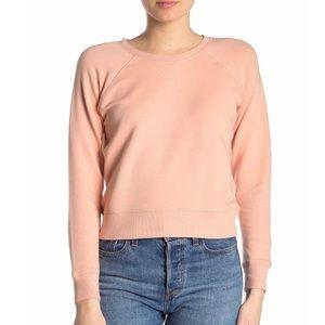 NWT Madewell Fleece Lined Sweatshirt
